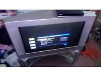Sony 32 inch television.. Not slimline..no texts