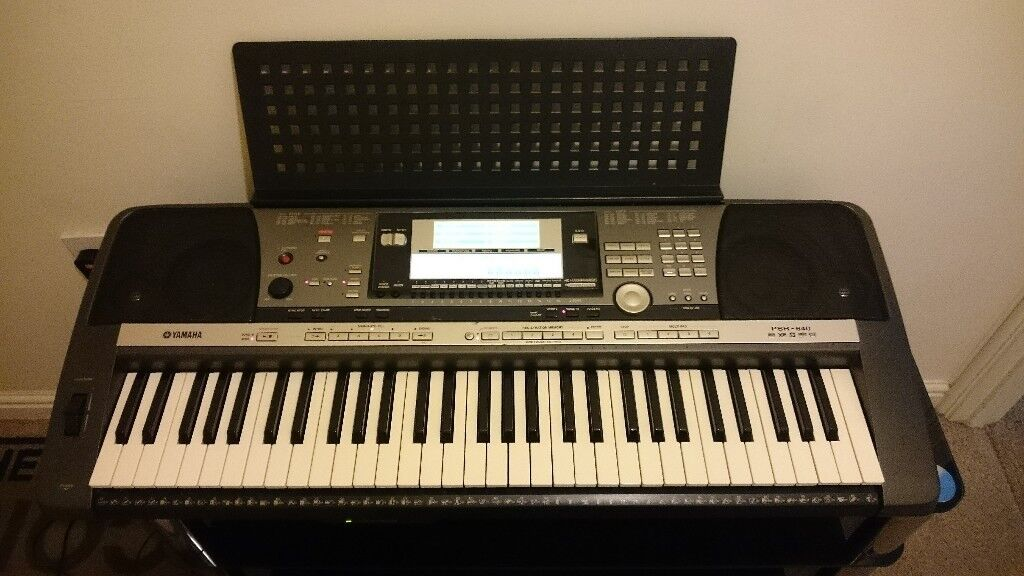 yamaha psr 640 keyboard in hetton le hole tyne and wear. Black Bedroom Furniture Sets. Home Design Ideas