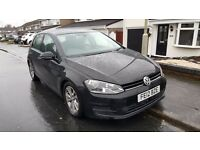 Vw Golf 2.0tdi Bluemotion Technology 2013 With Extras