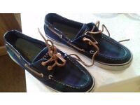 Sperry sailing shoes
