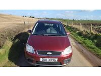 FORD C MAX 2005 1.6 TDCI GREAT CONDITION