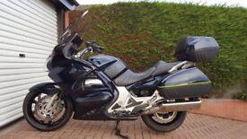 Honda Pan European ST1300, Green, Immmaculate condition, PX, Swop