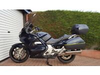 Honda Pan European ST1300, Green, Immmaculate condition, PX, Swop