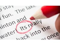 Proofreading by PhD - Theses/Dissertation/Essays/Coursework/Proposals - Fast and Affordable