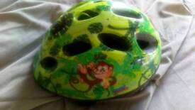 Small childs helmet age 2+