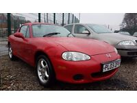 Mazda MX-5 1.6 2dr Convertible 12 months