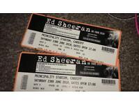 £85 Ed Sheeran Tickets