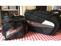 Oxford tailbag and panniers
