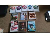 Comedy DVD Collection Most New and Sealed. £8 the lot