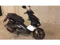 scooter Lexmoto Diablo 125cc / Black