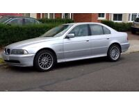 BMW 525I SWAP FOR SMALLER CAR WITH MOT