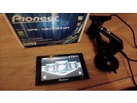Pioneer 5 inch GPS Sat Nav - All Europe
