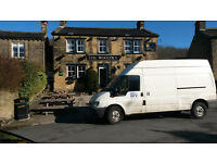 Man and Van Leeds, single items to full house removals. Collection / Delivery