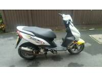 Yamaha jog rr 50cc moped like aerox zip speedfight piaggio gilera