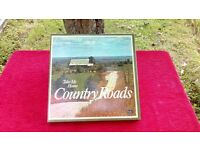 Take Me Home Country Roads - Box Set of 8 Records.