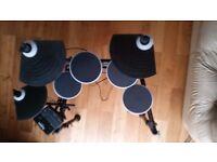 Alesis DM lite drum module. Great starter kit.