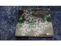 Music of The British Isles set of 5 CDs