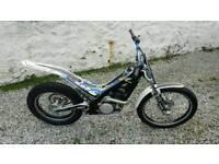 Sherco 290 2008 not gasgas beta