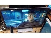 "Panasonic 40"" 4K Wifi Smart Freeview LED TV £220"