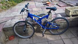 Giant Bomber mountain bike