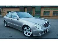 ***NEW SHAPE***MERCEDES E320 CDI AUTO**1 OWNER FROM NEW**MERCEDES HISTORY **PANORAMIC ROOF**SATNAV**