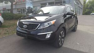 2013 Kia Sportage EX Luxury w/Navigation