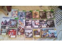 From £1: Xbox & PS3 Games and Console Spares, Parts, Leads, Memory Cards etc