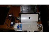 Fujitsu fi 6130 ‑ 600 dpi x 600 dpi ‑ Document scanner for sale