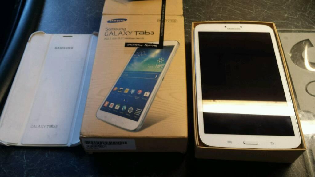 Samsung tab 3 8inch 16gb
