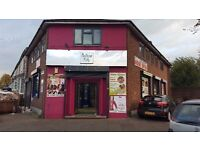 SHOPS TO LET - PRIME LOCATION - MANY TRADES - ALUM ROCK