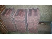 91 concrete redland double roman roof tiles