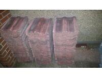 91 concrete redland double roman roof tiles