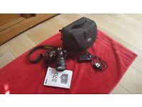 Nikon D70 with Camera Bag, Nexk Strap and Charger