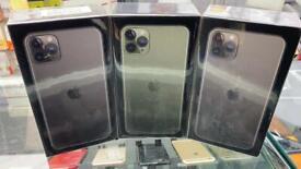 iPhone 11 Pro 64gb unlocked box warranty