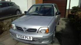 Only 58k. Full MOT. 1.0 micra. Not a ka yaris corsa fiesta 1.0 1.2 1.3 cheap bargain
