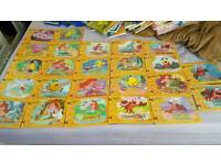 Little mermaid treasure chest books