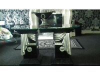Versace coffee table
