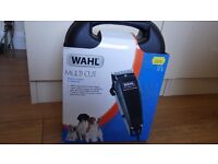 WAHL Professional Animal/Pet Clipper/Razor Kit Plus Hair/Fur Thinning Comb - AS NEW!