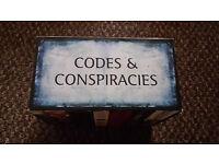 7 Books (Codes & Conspiracies )