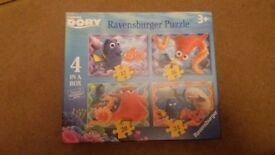 Childrens finding dory puzzle