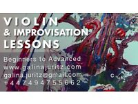Violin/ Music Production Lessons