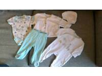 Unisex newborn baby bundle