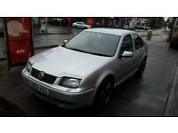 Vw bora 1.9 tdi 150bhp 6 speed 2002 850ono bargain