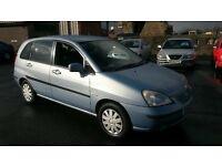 2003 SUZUKI LIANA RELIABLE CAR CHEAPER PX WELCOME £495