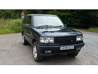 1998 Range Rover 2.5 DSE Manual, MOT AUG 2017