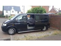 VW Transporter - Private VWT Plate Included