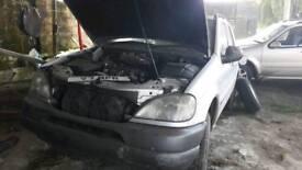 Mercedes ml 320 4x4