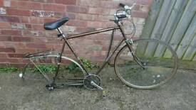 Vintage bike- raleigh merlin