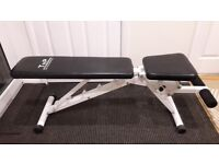 T n P UTILITY WEIGHTS BENCH - DECLINE/INCLINE/FLAT