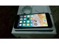 Iphone 7 PLUS , MATT BLACK 128GB unlocked